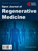 Open Journal of Regenerative Medicine 再生医学